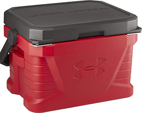 Under Armour Sideline 20 Quart Hard Cooler, Red