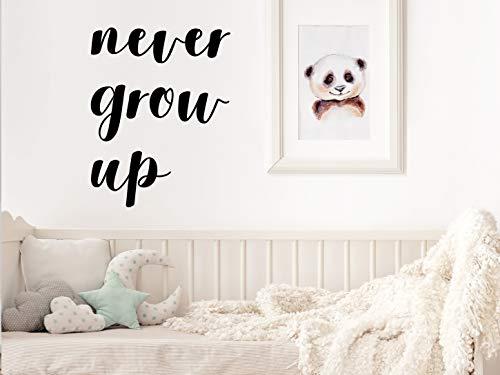 Vinilo adhesivo de pared de PVC para habitación de niños, para habitación de niños, decoración de pared