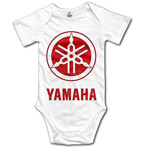 Dezzert030 Mono de bebé Mono de Mameluco Logotipo de Yamaha