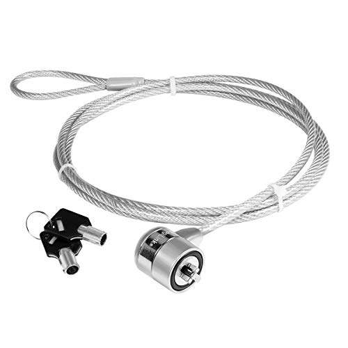 LogiLink Notebook Security Lock - Cable antirrobo