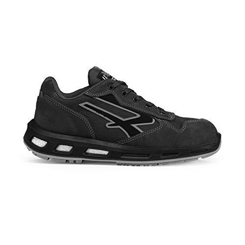 U-Power RL20013 Chaussures de Sécurité Noir S3 SRC Taille
