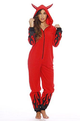 6258-XL Just Love Adult Onesie   Onesies   Pajamas,Devilish