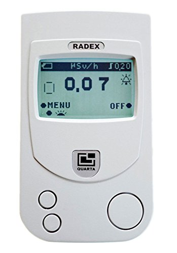 RADEX RD1503+ w/o dosimeter: high accuracy geiger...