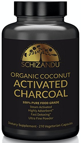Top 10 activated charcoal coconut shell capsules for 2020