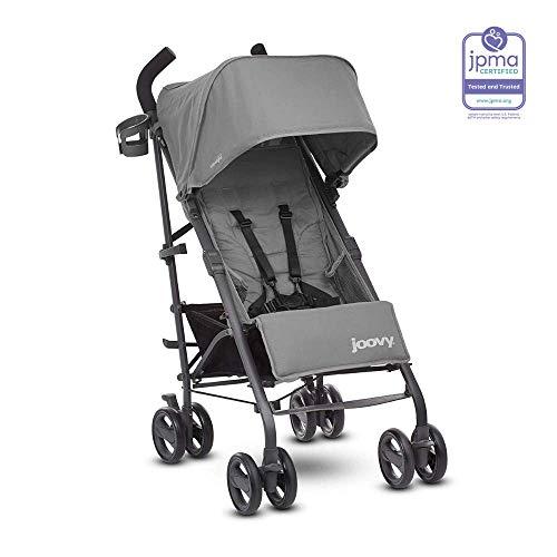 JOOVY New Groove Ultralight Umbrella Stroller, Charcoal