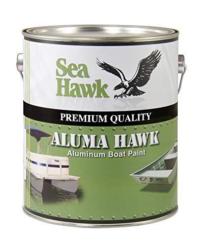 Aluma Hawk Jon Boat Green, Qt.