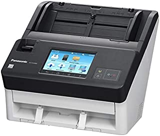Panasonic KV-N1028X Network Document Scanner (New, Manufacturer Direct, 45 PPM, 100 ADF, 3 Year Warranty) by ScannersUSA