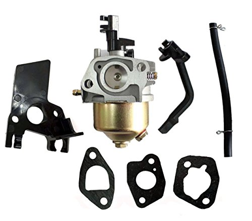 Janrui Carburetor with Gasket for Wen Power Pro 2200 3500 Watts 5.5HP 6.5HP Gasoline Generator