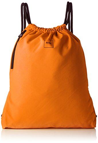 MASTERDIS MSTRDS - Mochila unisex para gimnasio, color naranja neón