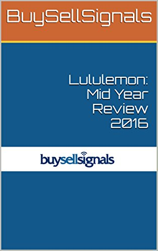 Lululemon: Mid Year Review 2016 (English Edition)