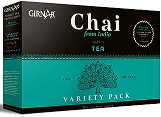 Chai Latte GIRNAR 150gr (15 Sachets) - Variety Chai Tea Bags - Chai Tea - Chai Tea Bags - Chai Tea Latte - Chai Mix - Tea ...