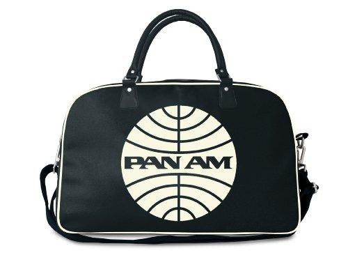 LOGOSHIRT – Pan Am Logo – Logo – Tas – Weekendtas – donkerblauw – Gelicentieerd origineel ontwerp