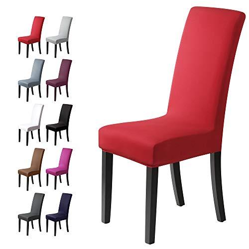 Fundas para sillas Pack de 4 Fundas sillas Comedor Fundas el