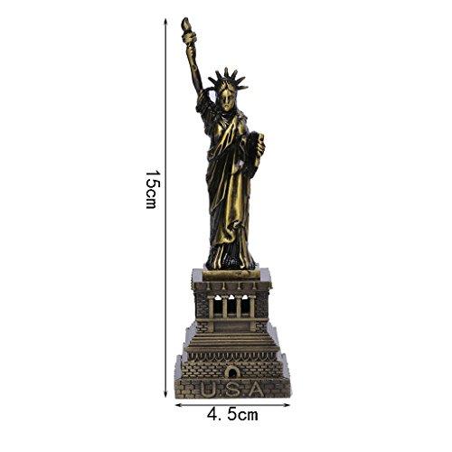 Siwetg USA - Estatua de la Libertad metal