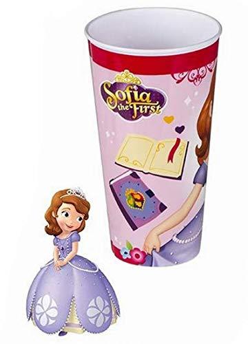 Vaso de Princesa Sofia 560 ml