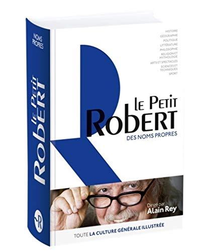 Dictionnaire Le Petit Robert des noms propres 2019