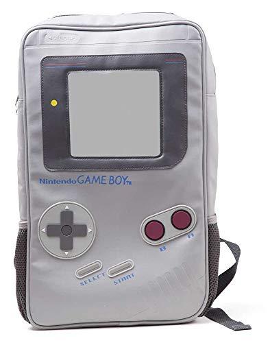 Game Boy - Rucksack | Grau
