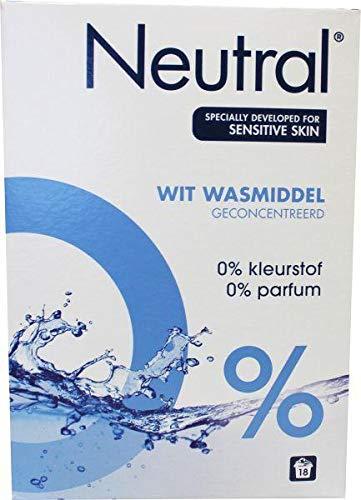Neutral Waspoeder Wit, 1188 g