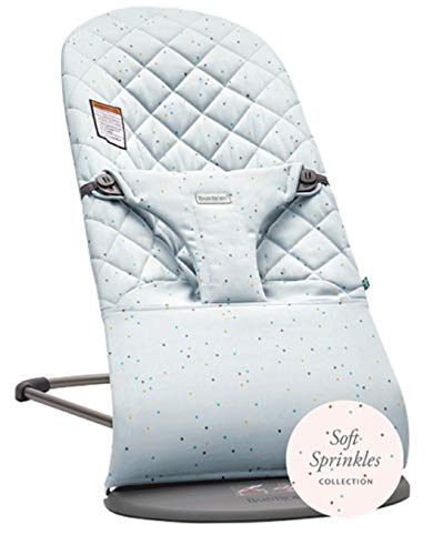 BabyBjörn Bouncer Bliss Quilted Cotton