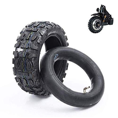 Neumáticos, neumáticos de Scooter eléctrico, neumáticos Todo Terreno de 11 Pulgadas, neumáticos de Nieve 90/65-6,5, Antideslizantes y Resistentes al Desgaste, adecuados para el reemplazo de neumáti