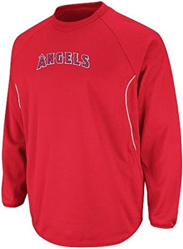 Majestic Los Angeles Angels Authentic Therma Base Tech Fleece Big & Tall Sizes (3XL)