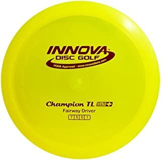 Innova Disc Golf Champion Material TL Golf Disc (Colors may vary)