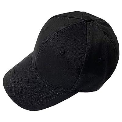 Elecare Effective 99.99% Anti Radiation Cap EMF Protection Hat Shielding WiFi 5G Hat Black, 51-61cm