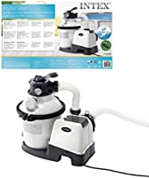 Intex 1200 GPH Sand Filter Pump W/RCD (220-240 Volt)