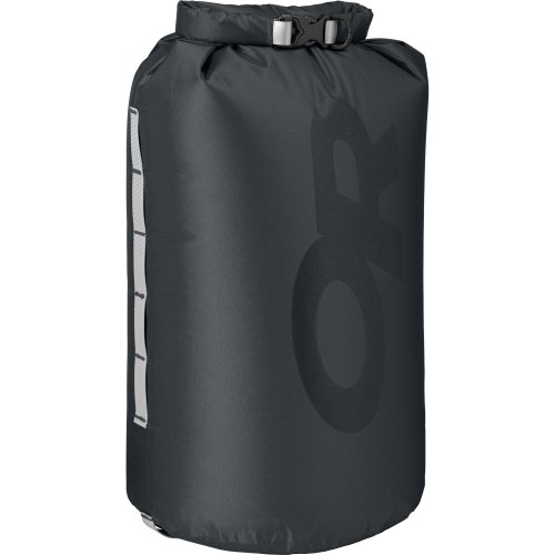 Outdoor Research Durable Dry Sack 55L, Black, 1Size