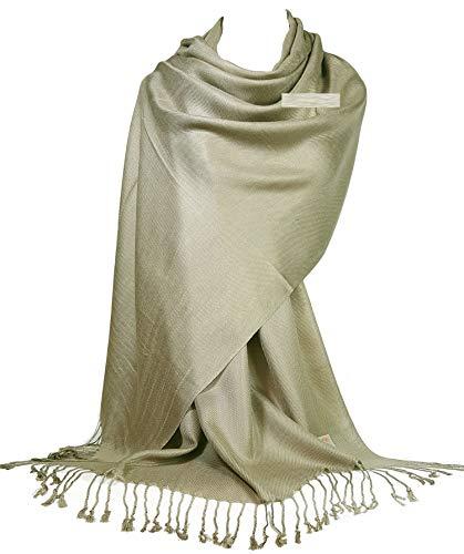 GFM sjaal in Pashmina-stijl sjaal (PASH-B9).