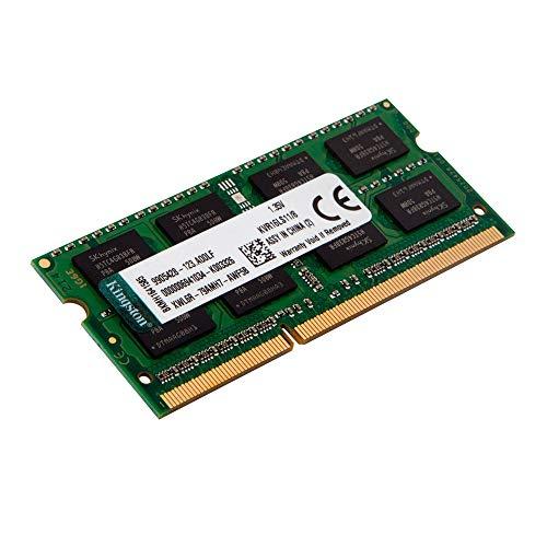Memória Kingston 8GB 1600 Mhz DDR3L para Notebook KVR16LS11/8