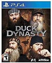 The Excellent Quality Duck Dynasty PS4