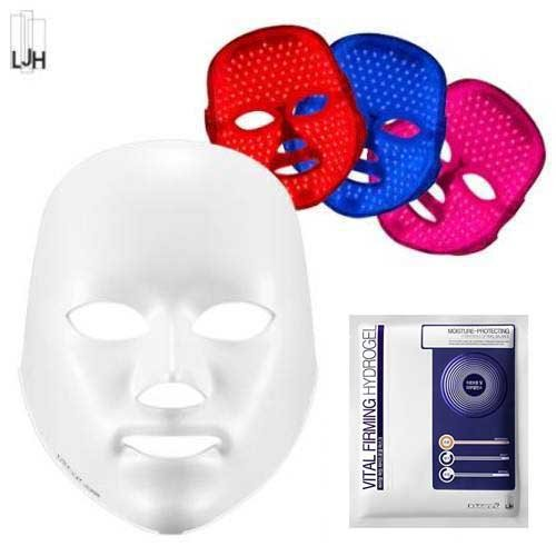 Learn More About Limited Edition DEESSE LED MASK Home Care Version + LJH Vital Firming Hydrogel Mask...