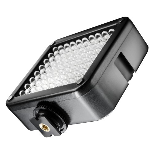 Walimex Pro 18884 - Luz de vídeo con 198 LED de Intensidad Regulable