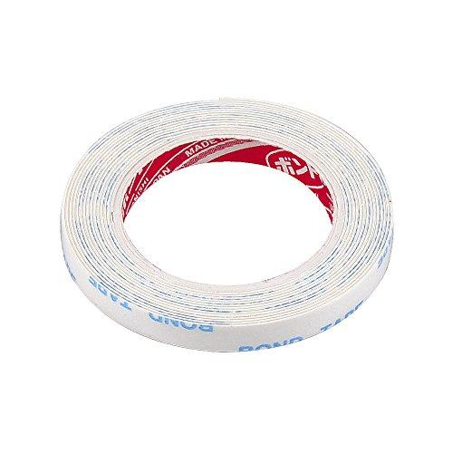 エーモン 強力両面テープ (外装小物・エンブレムなどに) 車外用 白 幅6mm×長さ2m×厚さ0.45mm 3923