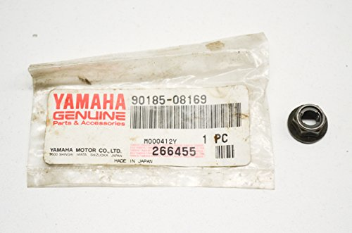 Yamaha 90185-08169-00 NUT, SELF LOCKING; 901850816900