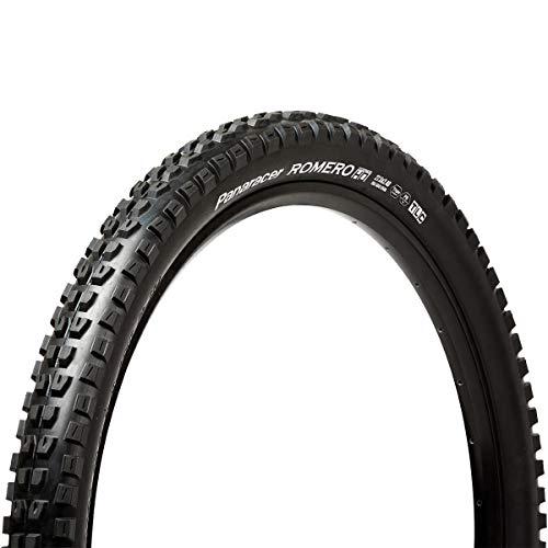 Panaracer Romero HO Unisex-Reifen, schlauchlos, kompatibel mit Faltreifen, Schwarz/Schwarz, 29 x 2,4 cm