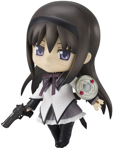 Good Smile Puella Magi Madoka Magica: Homura Akemi Nendoroid Action Figure