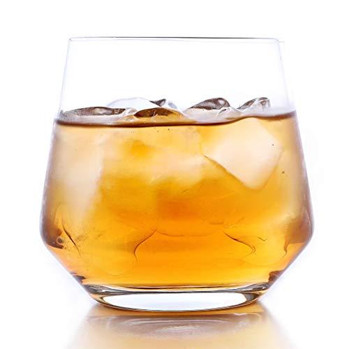 Umi.Essentials set de 6 vasos de 380 ml (13.5 oz) para beber agua, vino, whisky, café