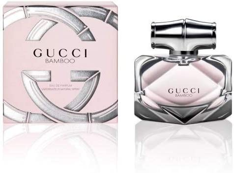 Gucci Bamboo Eau de Parfum for Woman 75ml : Buy Online at Best