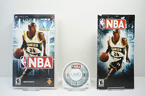 NBA Basketball - Sony PSP