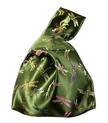 Bolso nudo de estilo japonés para mujer bolso de muñeca vintage monedero...