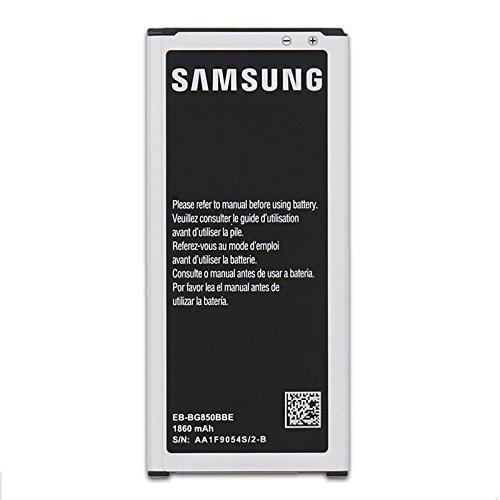 SAMSUNG - Batteria per Smartphone Galaxy Alpha/SM-G850/SM-G8508/SM-G8509V