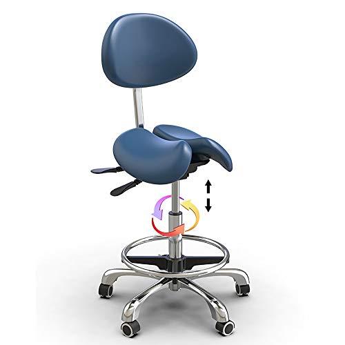 FJPAIPP Clinician Stuhl Zahnarzt Stuhl Schönheitssalon Hocker Salon Hocker Spa Außen Stuhl Patio Stuhl Bürostuhl Esszimmerstuhl