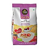 Disano oats is made from 100 percent wholegrain oats, which is a natural source of protein and dietary fibre It helps reduce the risk of high blood pressure and cholesterol It take quick 3 minutes to prepare a tasty meal with Disano oats Maximum Shel...