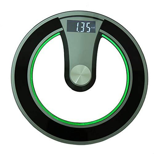 LJP Elektronische Waage, Präzision 0,05-180 Kg Haushalts-LCD-Anzeige Für Erwachsene, Waage Zur Überwachung des Gewichtsverlusts