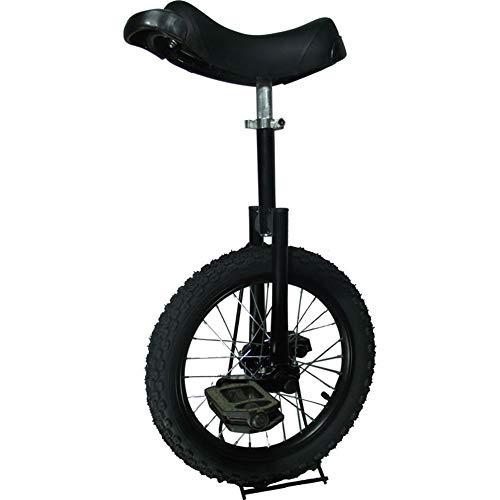 SYCHONG Kinder/Erwachsenen-Trainer Einrad, Gleichgewicht Bikes Schubkarre, Gummireifen Anti-Sliding Anti-Wear Druck Anti-Tropfen-Anti-Kollision,E