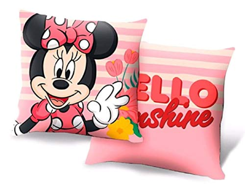 Mickey Mouse Cojín Mickey Disney Decorativo Cojín Hello Sunshine Cojín Cojín Mickey Mouse Cushion Pillow