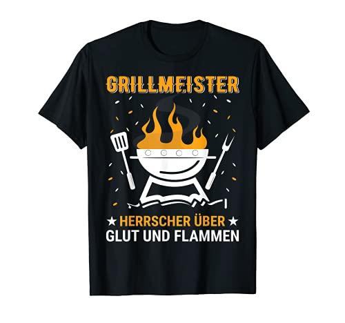 Herren Barbecue und Grill Spruch Design...