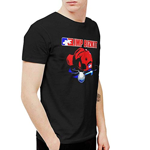 BowersJ Childs Limp Bizkit Significant Other Design 3D Printed Short Sleeve T-Shirt for Girls /& Boys Black